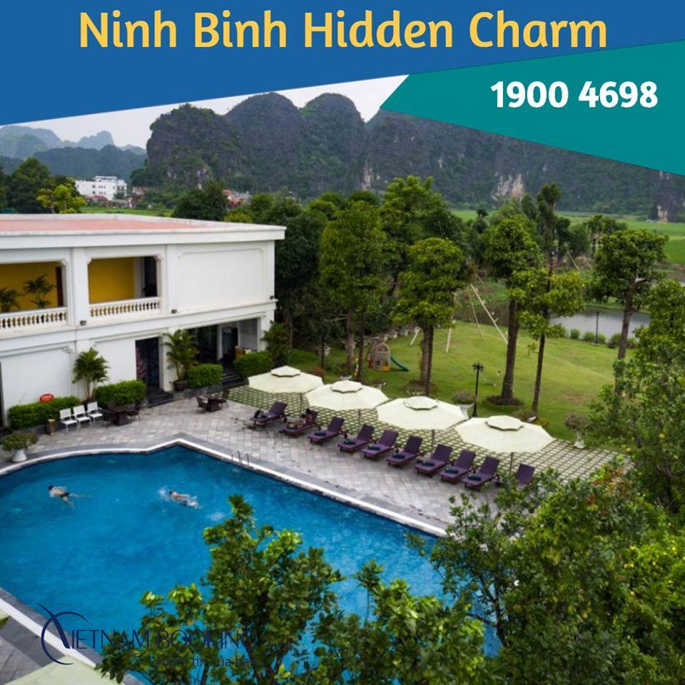 Ninh Bình Hidden Charm - 1610K (Ưu đãi 10%)