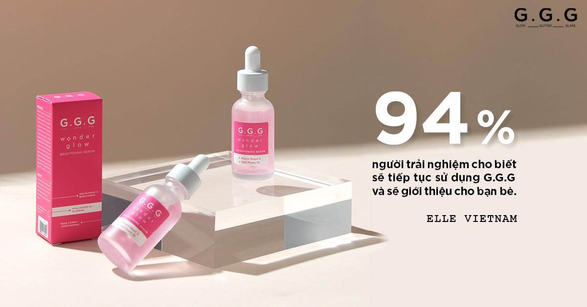 Giảm 16% Serum dưỡng trắng, cấp nước cho da trắng, căng mọng- 580k còn 487k