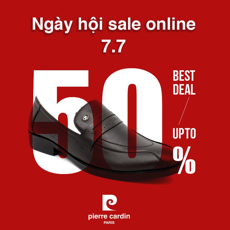 Chương trình sale lên tới 50%