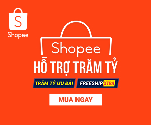 Trăm tỷ ưu đãi + Freeship Extra