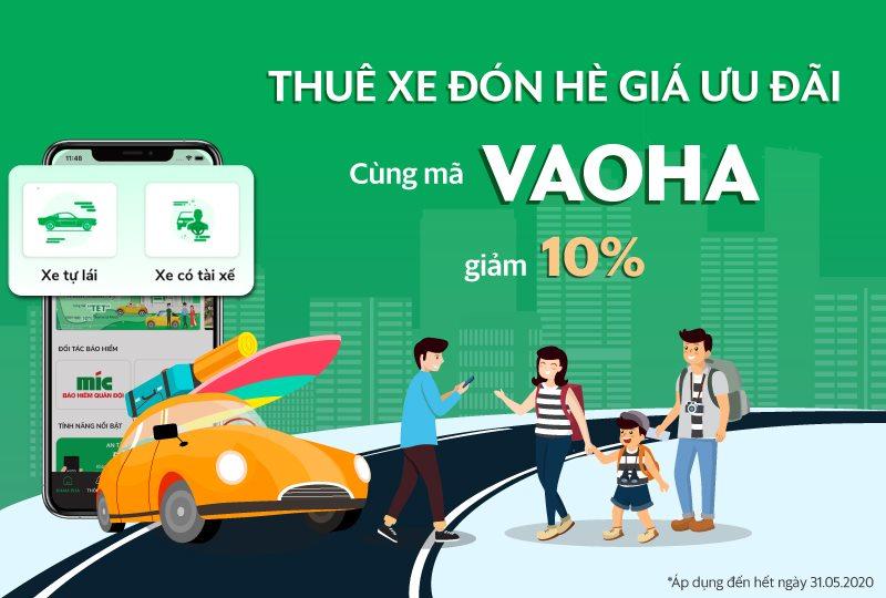 Mioto - App - Thuê xe Tự Lái & Có tài xế