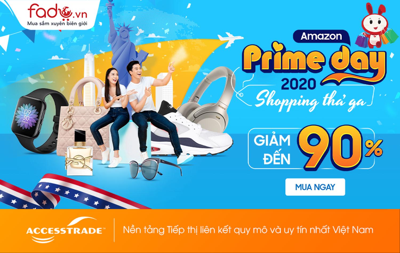 💥Amazon Primeday 2020 - Shopping thả ga💥