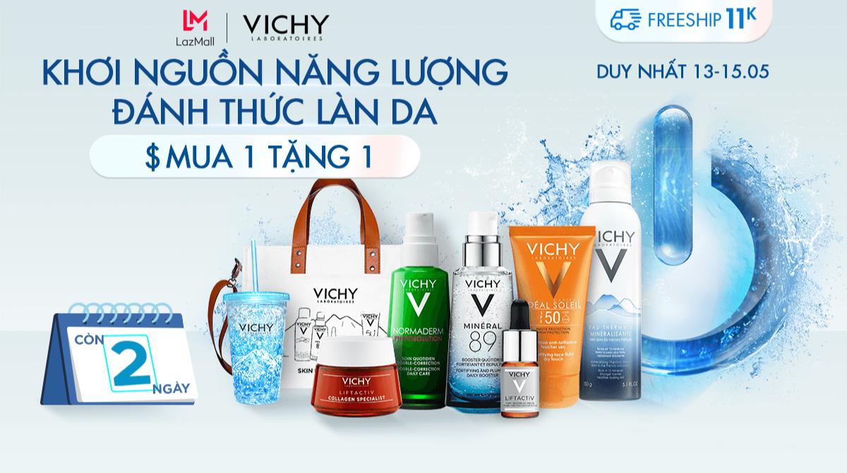 Vichy - Mua 1 tặng 1