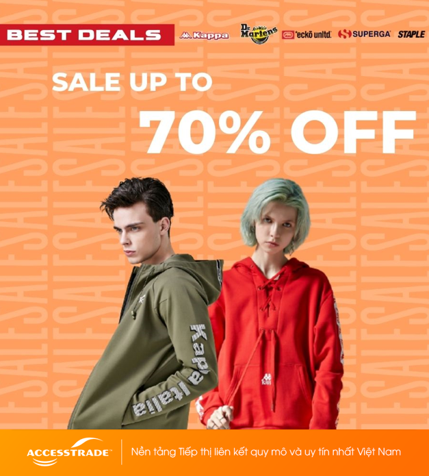 💥BEST DEALS THÁNG 10 - SALE UP TO 70%💥