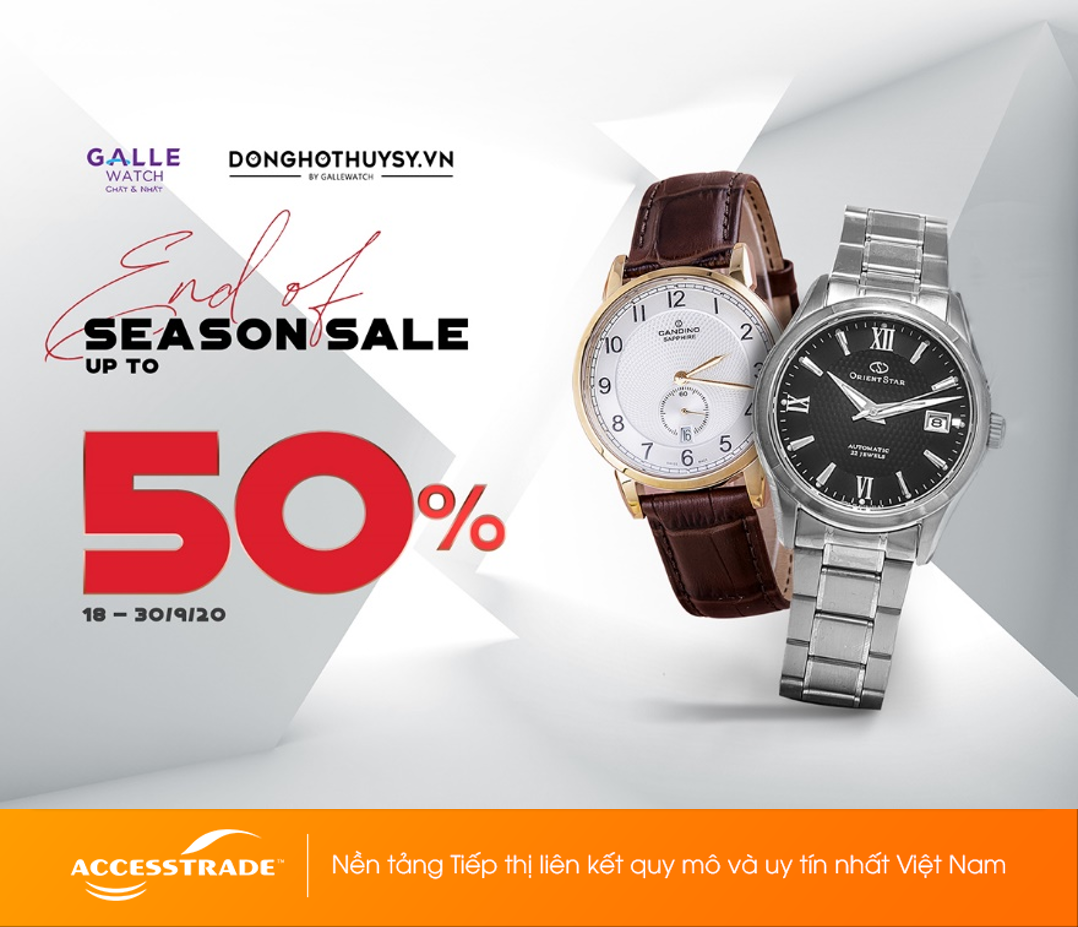 💥END OF SEASON - SALE UP TO 50%💥