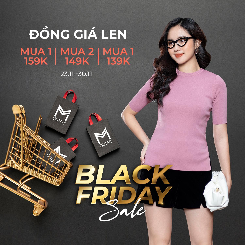 [MM_OUTFIT] Black Friday - Đồng giá áo len từ 159k