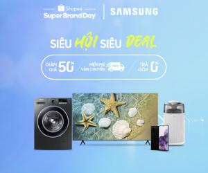 Sale không thể bỏ - Deal không thể lỡ ⚠️ Điện tử Samsung tháng 06