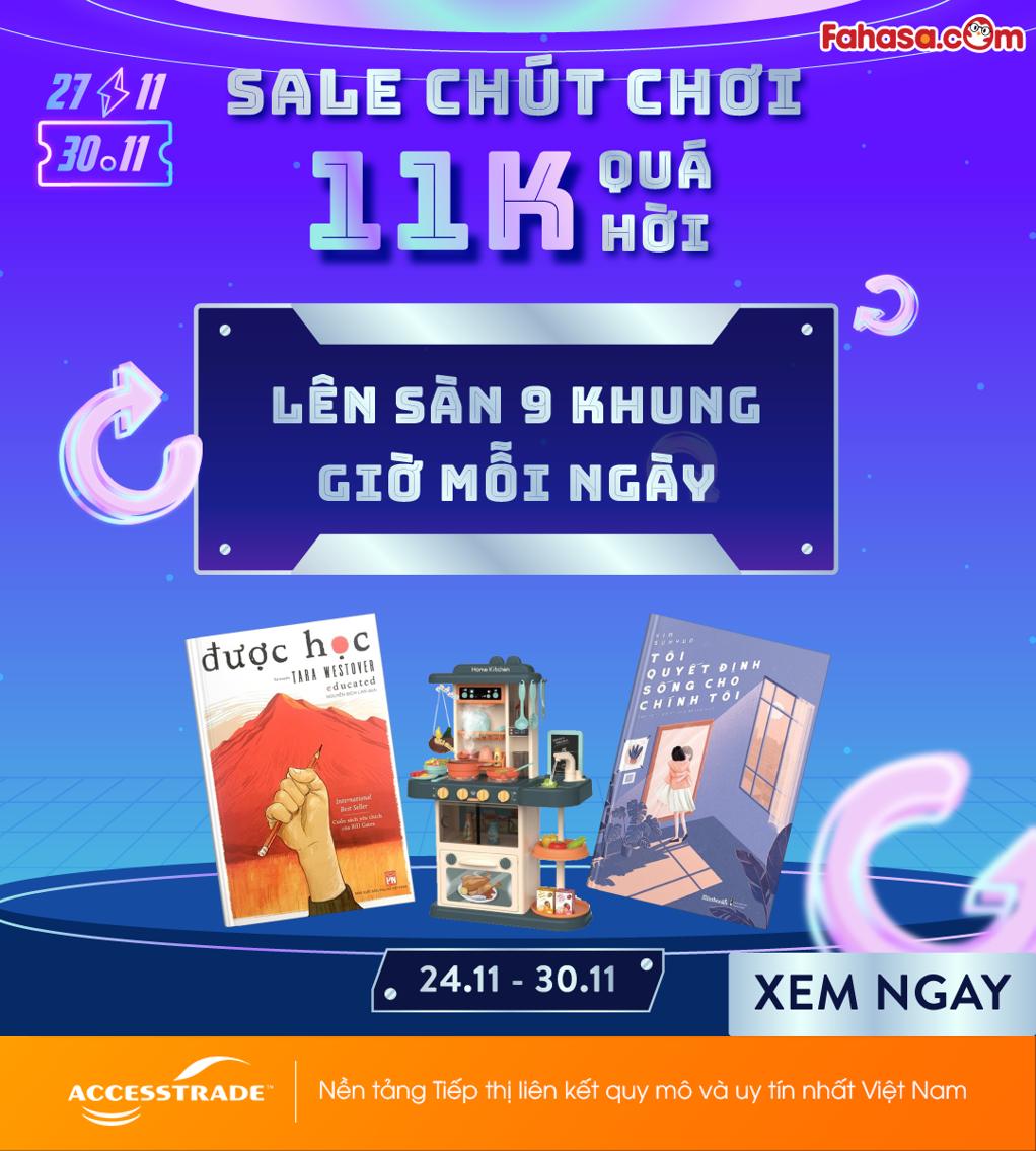 ĐẠI CA DEAL THÁNG 11 - SALE BÙNG NỔ, SĂN MÒN MỎI