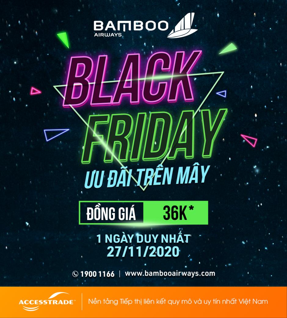 💥Black Friday - Đồng giá vé 36K💥