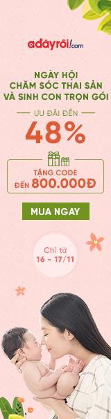 Thai sản trọn gói – Con yêu vẹn tròn
