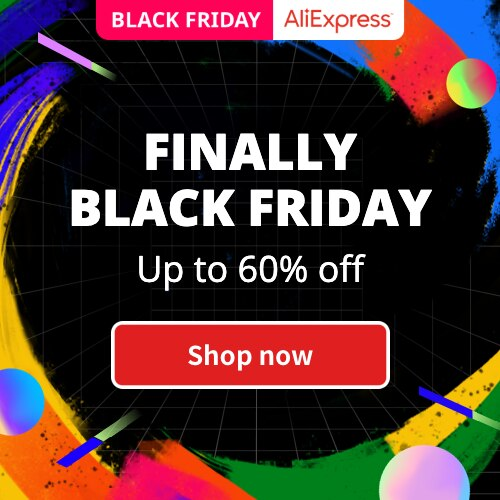FINALLY BLACK FRIDAY - GIẢM ĐẾN 60%