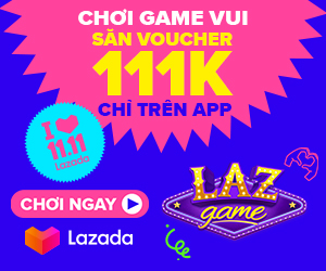 Chơi game và hoàn thành thử thách mỗi ngày để nhận xu đổi thưởng (Voucher 111K