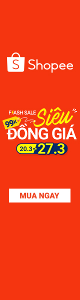 Flash sale: Siêu đồng giá