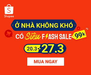 D-Day 27.03: Siêu Flash sale