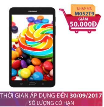 Máy tính bảng Samsung Galaxy Tab A 7.0 (T285) Wifi 4G 8GB Đen (2016) GIẢM NGAY 50.000