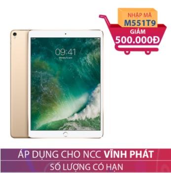 Apple iPad Pro 2017 10.5 inch Wifi 64GB Vàng (Hàng nhập khẩu) GiẢM NGAY 500.000