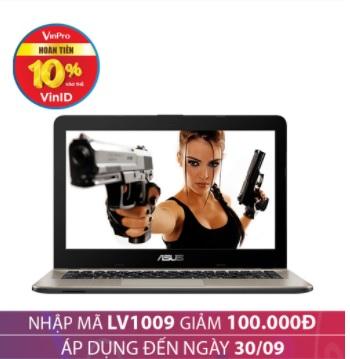 Laptop Asus Vivobook Max X441UA-GA070 14 inches Đen GIẢM NGAY 200.000