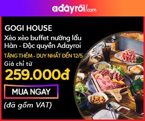 Gogi house - Giá chỉ từ 259K