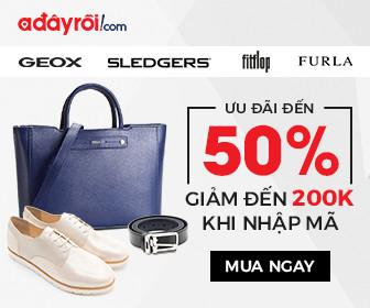 Phụ kiện thời trang - Ưu đãi đến 50%