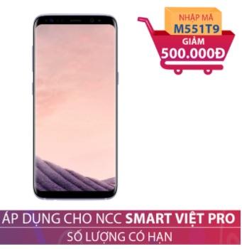 Samsung Galaxy S8 Plus 64GB Tím khói (Hàng nhập khẩu Hàn Quốc) GIẢM NGAY 500.000