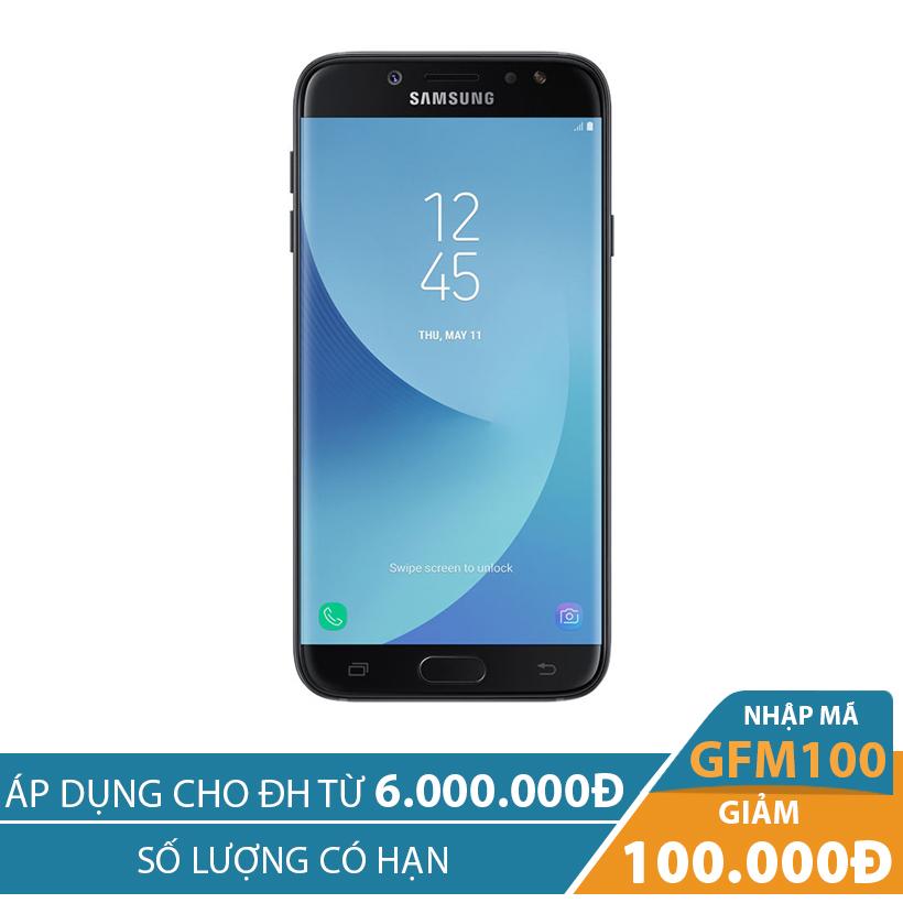 Giảm ngay 100K khi mua Samsung Galaxy J7 Pro 2017 SM-J730 32GB (Đen)