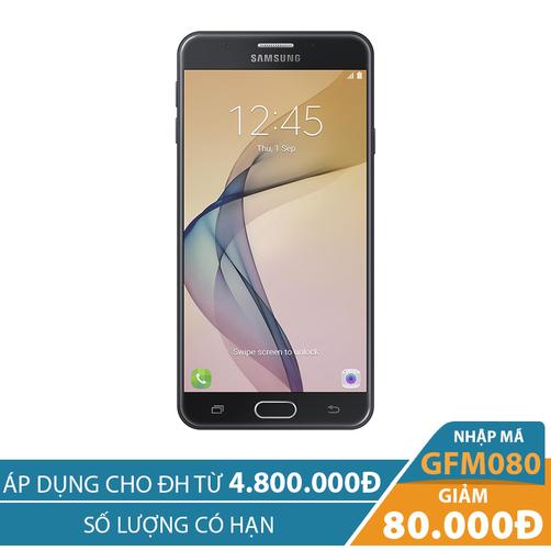 Giảm ngay 80K khi mua Samsung Galaxy J7 Prime 32GB Đen (Hàng chính hãng)