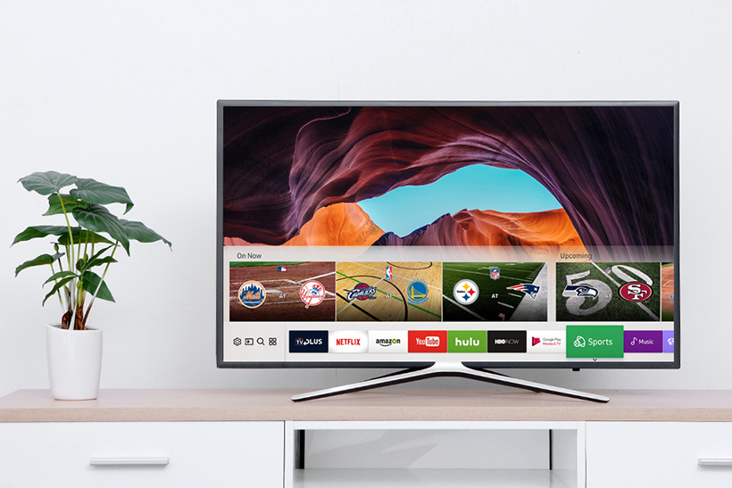 Mua Smart Tivi Samsung 49 inch UA49M5500 nhận ngay Vali L&L Z-000170