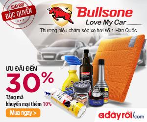 Bullsone - Ưu đãi lên tới 30%