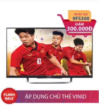 Android Tivi 4K HDR Sony 49 inch KD-49X8000E Giảm ngay 250.000đ