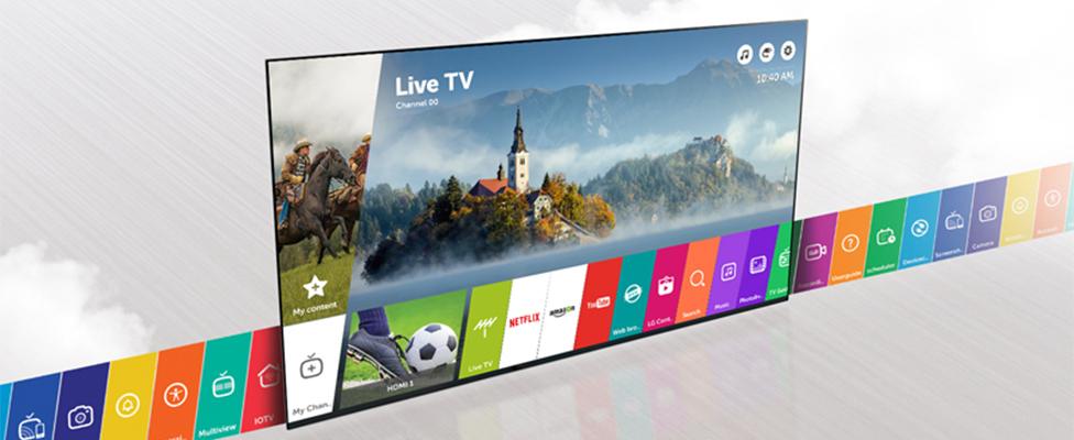 Giảm giá 10% cho chủ thẻ VinID khi mua Smart TV Full HD LG 43LJ550T 43 inch