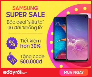 Samsung: Super sale