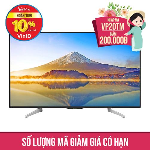 Giảm ngay 200K khi mua Internet TV LED Full HD Sharp LC-40LE380X 40inch