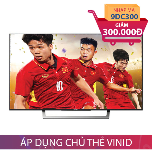 Internet TV 4K Sony 49 inch KD-49X7000E GIẢM THÊM 300K