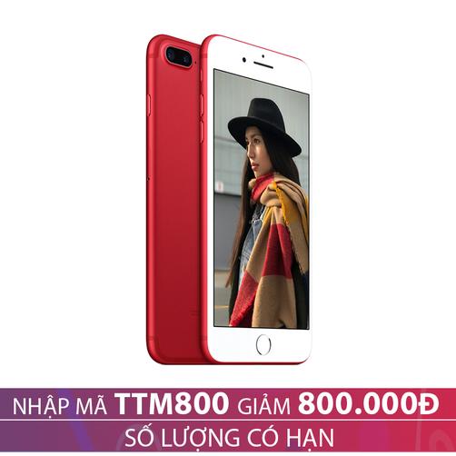 Apple iPhone 7 Plus 128GB Đỏ (Hàng nhập khẩu) Khuyến Mại Hấp Dẫn