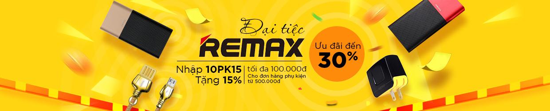 Đại tiệc Remax - Ưu đãi đến 30%