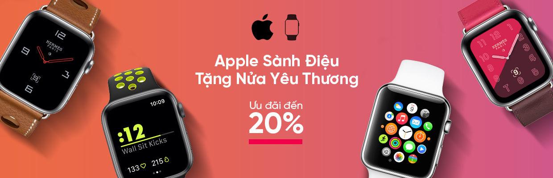 Apple sành điệu - Tặng nửa yêu thương