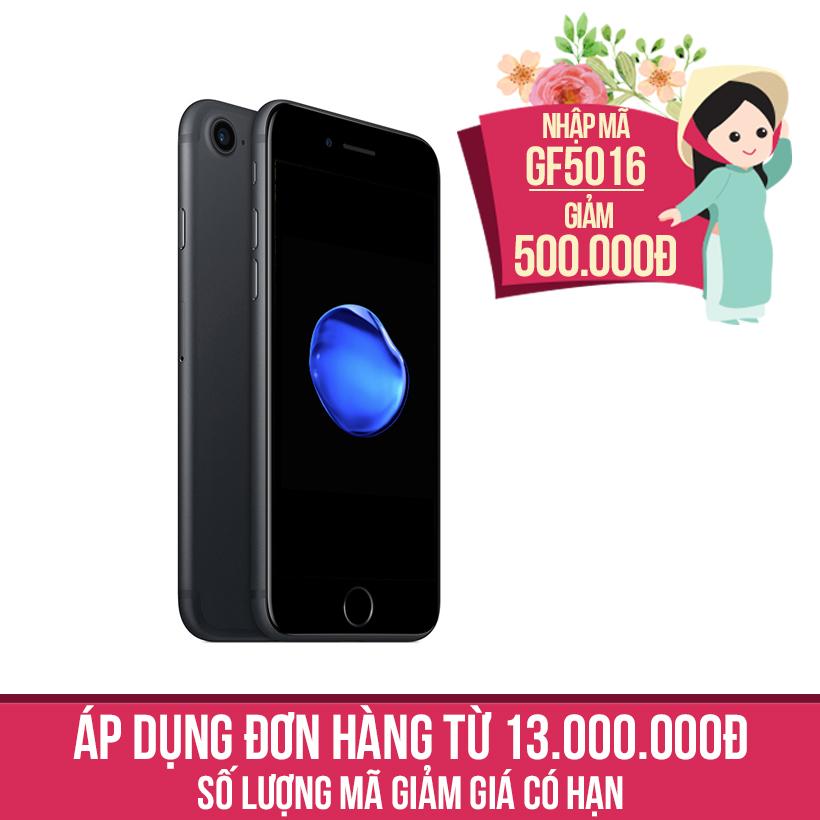 Giảm ngay 500K khi mua Apple iPhone 7 32GB (Hàng chính hãng VN/A)