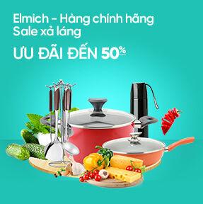 Elmich - Ưu đãi 50%