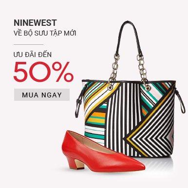 Nine West chính hãng - Ưu đãi đến 50%