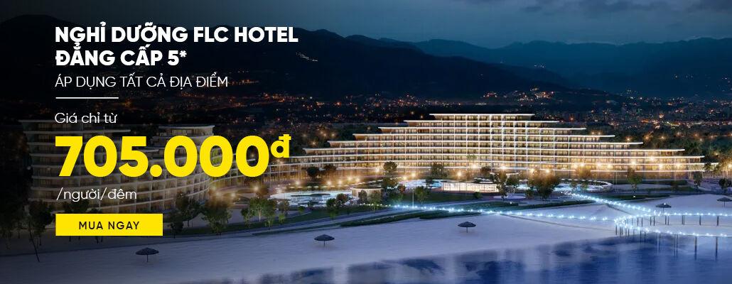 Nghỉ dưỡng tại FLC Resort - Giá chỉ từ 705.000Đ