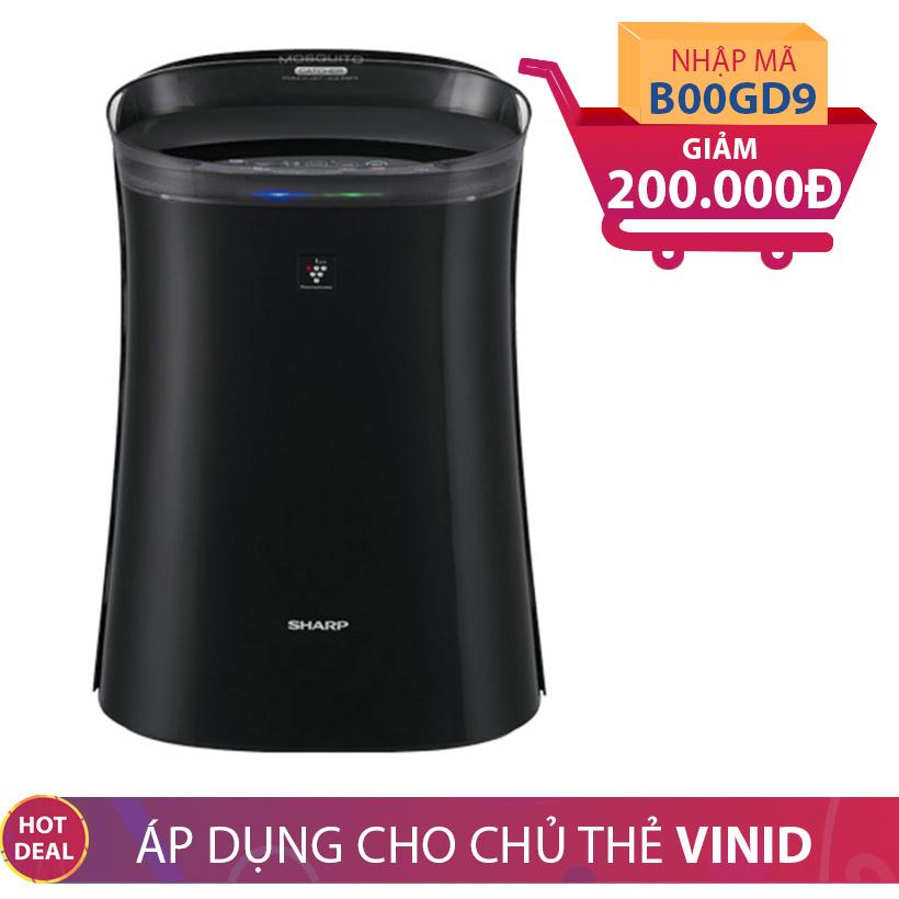 Giảm 200.000 khi mua máy lọc không khí bắt muỗi Sharp FP-FM40E-B