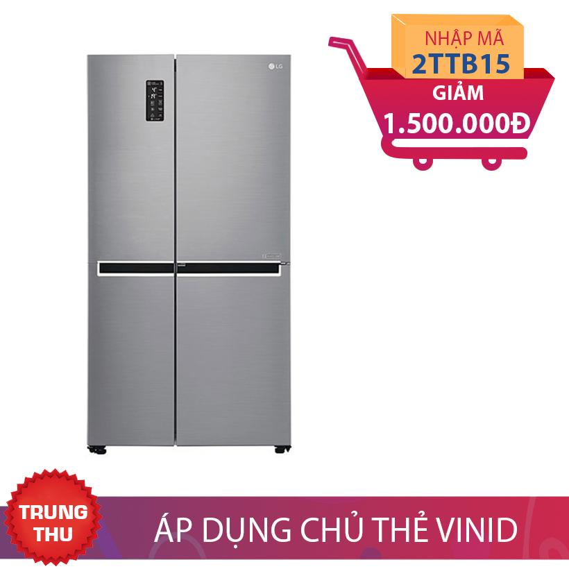 Mua tủ lạnh LG giảm đến 1.500.000