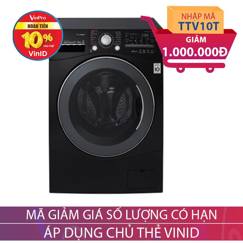 Máy giặt sấy LG Khuyến mãi hấp dẫn