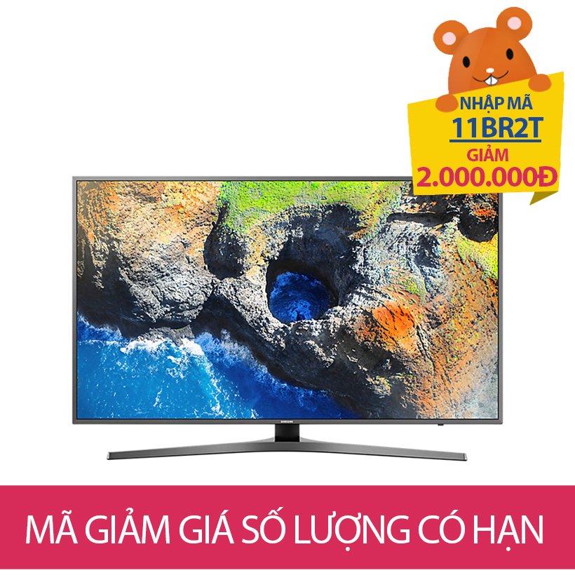 Smart Tv Uhd Samsung 49 Inch 49mu6400 Giảm Ngay 2 Triệu
