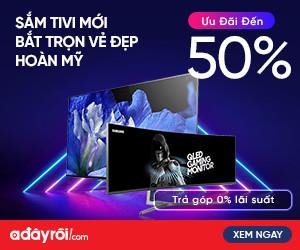 Các deal giá sốc của Tivi+Giftcode