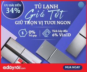 Các deal giá sốc của Tủ lạnh+Giftcode