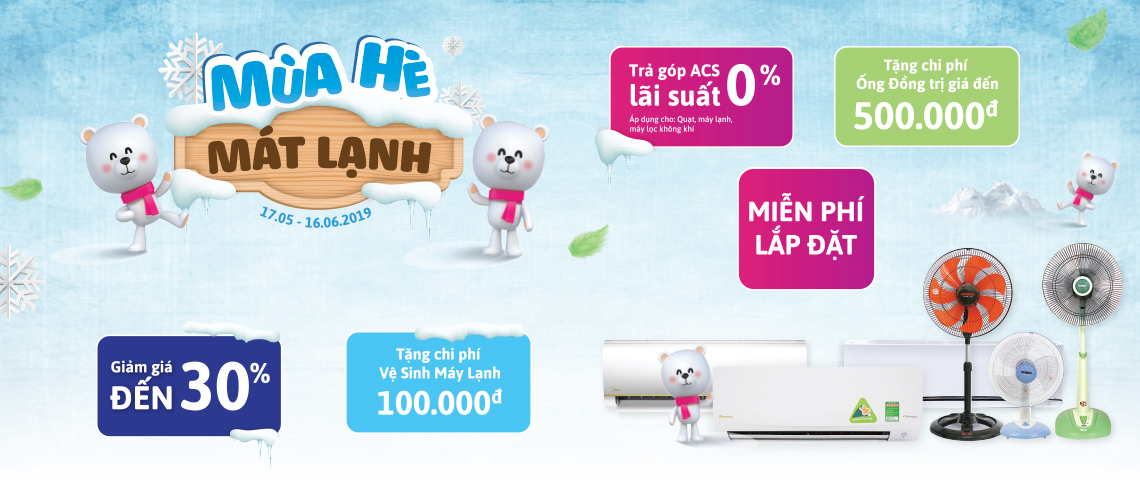 Cooling Fair - Only Hanoi Site