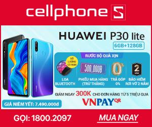 Ưu đãi khi mua Huawei P30 Lit
