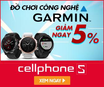 Hotsale Garmin - Giảm đến 1.000.000đ