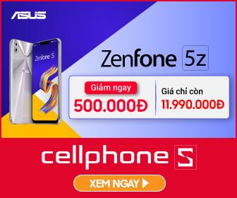 ĐỘC QUYỀN GIÁ Asus Zenfone 5z ZS620KL giảm ngay 500K